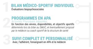 Sport Santé SMUC Prise en charge